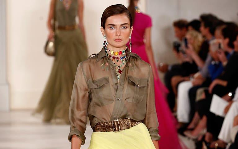 Mercedes-Benz Fashion Week Spring 2015 - Official Coverage - Best Of Runway Day 8