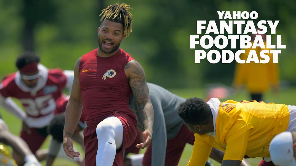 Fantasy Football Podcast: 2019 thirst traps and villains