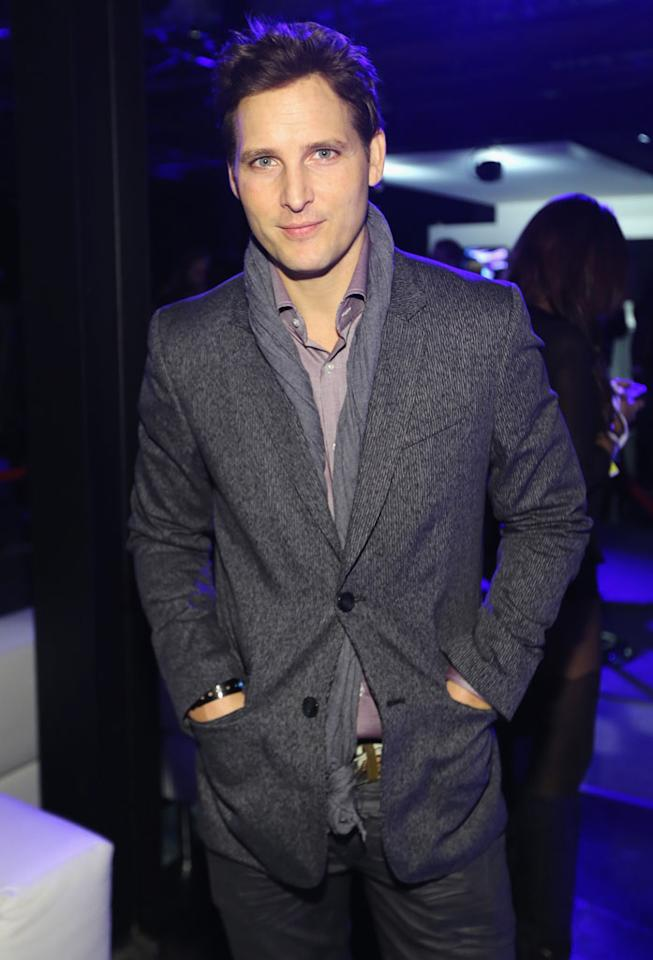 "<p class=""MsoNormal""><b>Peter ""The Fatch"" Facinelli<br></b></p>  • Monday, 11/5: Ellen<br>• Wednesday, 11/21: Early Show"
