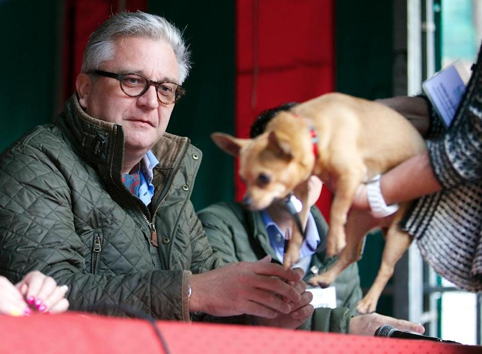 """Prince Laurent of Belgium says his family have """"never supported"""" him (AFP Photo/Nicolas Maeterlinck)"""