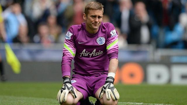<p><strong>Number of penalties saved: 9</strong></p> <br><p>Joint first in the list is relegation expert Robert Green, who suffered dropping out of the top flight on no less than four occasions for Norwich City, West Ham United and twice with Queens Park Rangers.</p> <br><p>Nevertheless, the one-time England regular has a phenomenal rate of saving penalties, preventing a total of nine spot kicks in 267 Premier League displays. Not bad for a guy who got used to picking the ball out of the back of the net. </p>