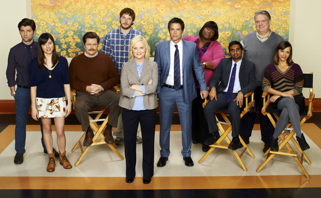 "<b>""Parks and Recreation"" (NBC)</b>"