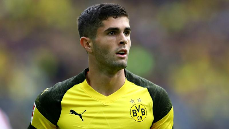 Dortmund's Pulisic open to Premier League move