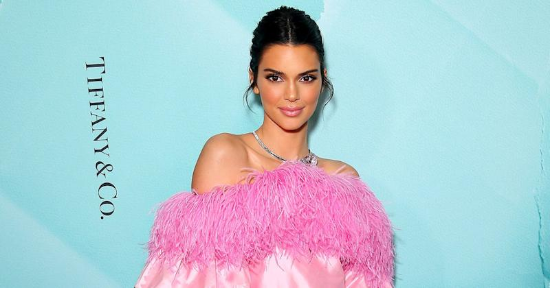 c7646668efb Kendall Jenner Calls Herself a  Love at First Sight  Kind of Person