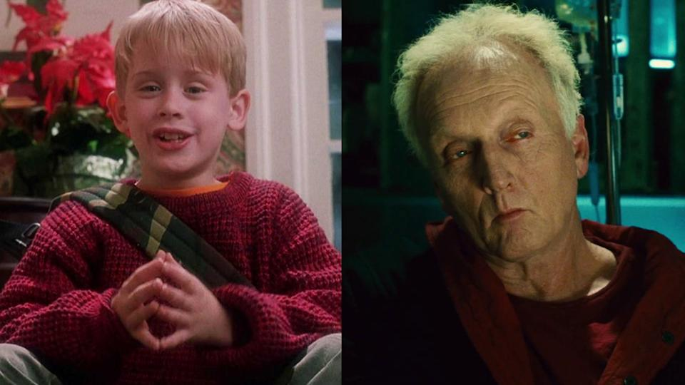 A fan theory suggests the Jigsaw killer is an older version of Macaulay Culkin's character from 'Home Alone'. (Credit: 20th Century Fox/Lionsgate)