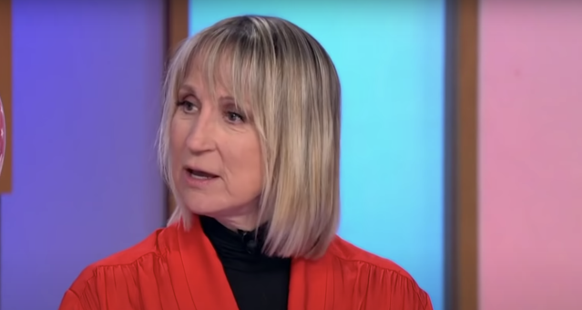 Carol McGiffin has opened up on how lockdown has affected her mental health. (ITV)