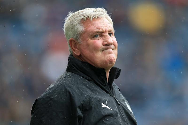 Steve Bruce is expected to struggle to keep Newcastle afloat. (Photo by Simon Stacpoole/Offside/Offside via Getty Images)