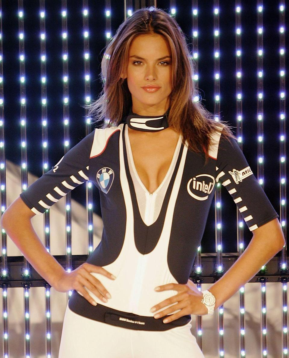 "<p>Ambrosio started taking modeling classes in Brazil at the age of 12. She continued with the contests, and by the time she had turned 14, she was chosen as a finalist for the countrywide Elite Model Look competition. The rest, as they say, is history. </p><p>Along with appearing in major fashion campaigns for brands like Balmain and Dolce & Gabbana, the model has been most known for her work with Victoria's Secret. As one of the most recognized VS Angels, Ambrosio walked an astounding 17 Victoria's Secret Fashion Shows, making last year her <a href=""https://www.harpersbazaar.com/fashion/models/g13809267/alessandra-ambrosio-victorias-secret-fashion-show-best-looks/"" rel=""nofollow noopener"" target=""_blank"" data-ylk=""slk:final walk for the annual show"" class=""link rapid-noclick-resp"">final walk for the annual show</a>. </p>"