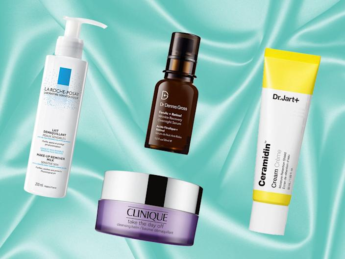 We've spoken to the experts on how to create the best routine for combination skin, with plenty of product recommendations along the way (The Independent/iStock)