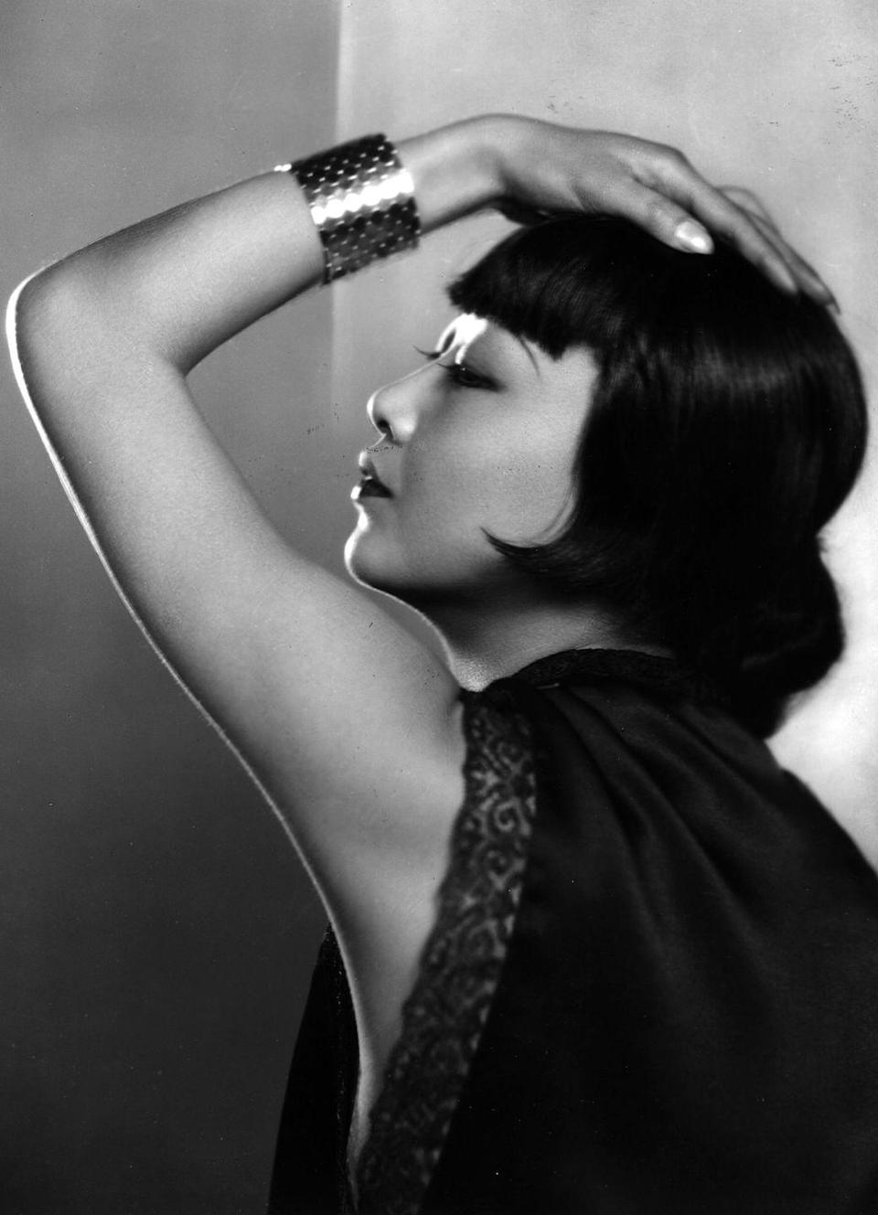 <p>Still in Europe, Wong made her last silent film, <em>Piccadilly, </em>the first of five English films in which she had a starring role. </p>