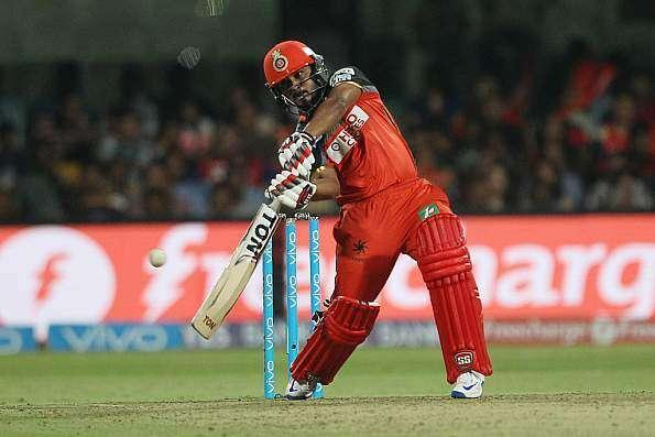 Jadhav has been RCB's best batsman so far.  Moises Henriques has undoubtedly been the best batsman for the Sunrisers Hyderabad after their first two matches. He has scored two half-centuries in two matches and has helped the Sunrisers achieve a victory in both the matches.His knock of 52 in 37 balls against the Royal Challengers Bangalore in the opening match of the season went unnoticed due to Yuvraj Singh's heroics. In the 2nd match against the Gujarat Lions, he formed a 108 run partnership along with David Warner to help his side achieve an easy 9 wicket victory. Kedar Jadhav has been the standout batsman in an average Royal Challengers Bangalore batting line-up. He threatened to take the game away from SRH in the first match but was cut short by a brilliant piece of fielding by Ben Cutting.However, he proved his worth in the match against Delhi with a match-winning knock of 69. With the absence of Virat Kohli and AB De Villiers, he has carried RCB's batting on his shoulders and could prove to be extremely vital for India in the ICC Champions Trophy. Dinesh Karthik has had an exceptional domestic season prior to the IPL 2017 and carried his form into the tournament as well with two good performances for the Gujarat Lions. If he continues to perform the way he has over the past 12 months, he could make a strong point for himself to get picked for the ICC Champions Trophy.Despite scoring a quickfire 47 in the first match against KKR, his side lost the match by 10 wickets. He followed that up with a steady knock of 30 in the 2nd match against the Sunrisers.