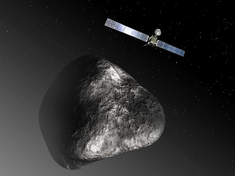 Scientists bid farewell to comet probe, eye more discoveries