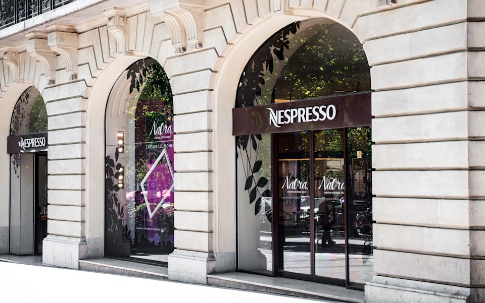 """Customer left feeling """"sick"""" after Nespresso employee tells her she's """"forced"""" to wear red lipstick. [Photo: Getty]"""