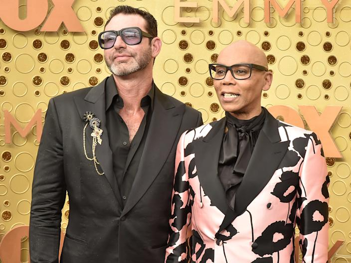 rupaul and his husband