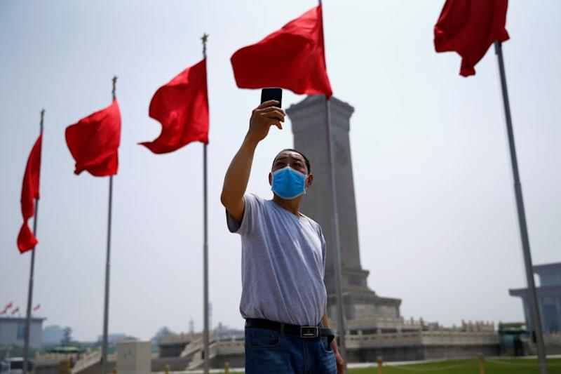 China's Capital Beijing Reports New Coronavirus Cases for Second Day after Two Months