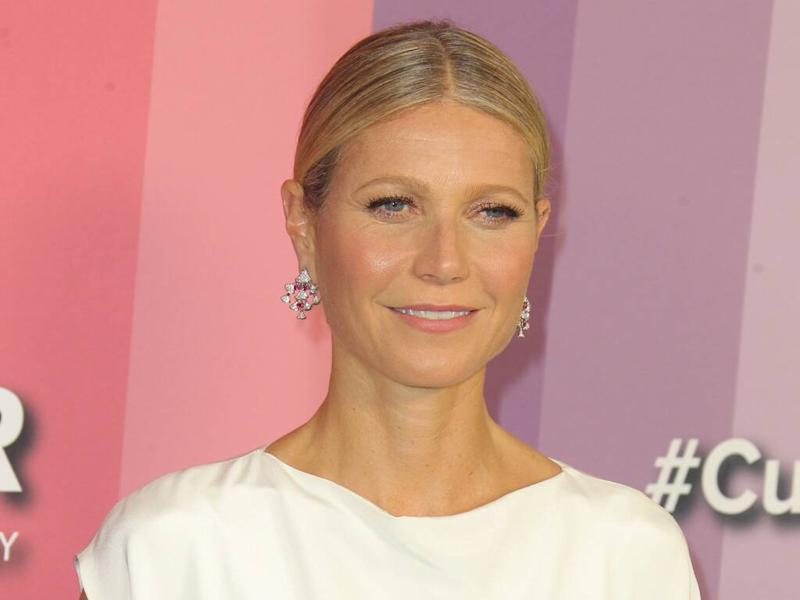 Gwyneth Paltrow made her daughter cry while learning to drive