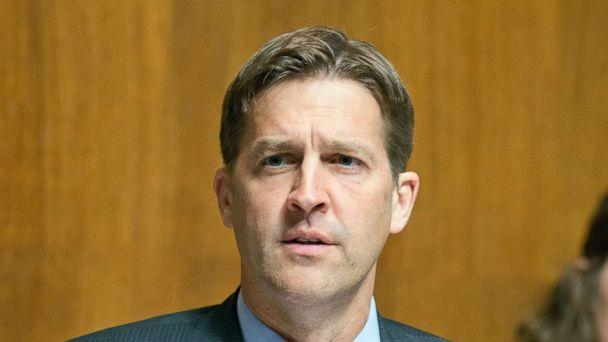 PHOTO: Senator Ben Sasse on Capitol Hill in Washington, DC on Wednesday, June 21, 2017. (Ron Sachs/picture-alliance/dpa/AP Images)