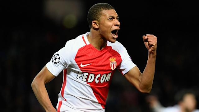 Leonardo Jardim has been impressed with how Kylian Mbappe has dealt with all the acclaim and media coverage during the campaign.