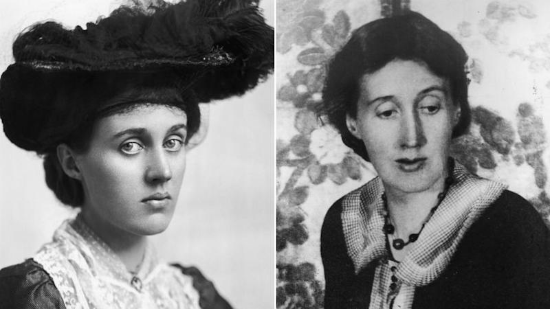 Vanessa Bell y Virginia Woolf