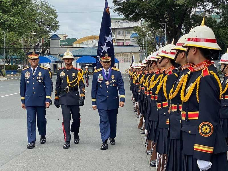 New PNP chief wants 'inside-out approach'