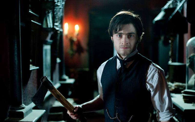 Daniel Radcliffe in the 2012 film of The Woman In Black - Rex