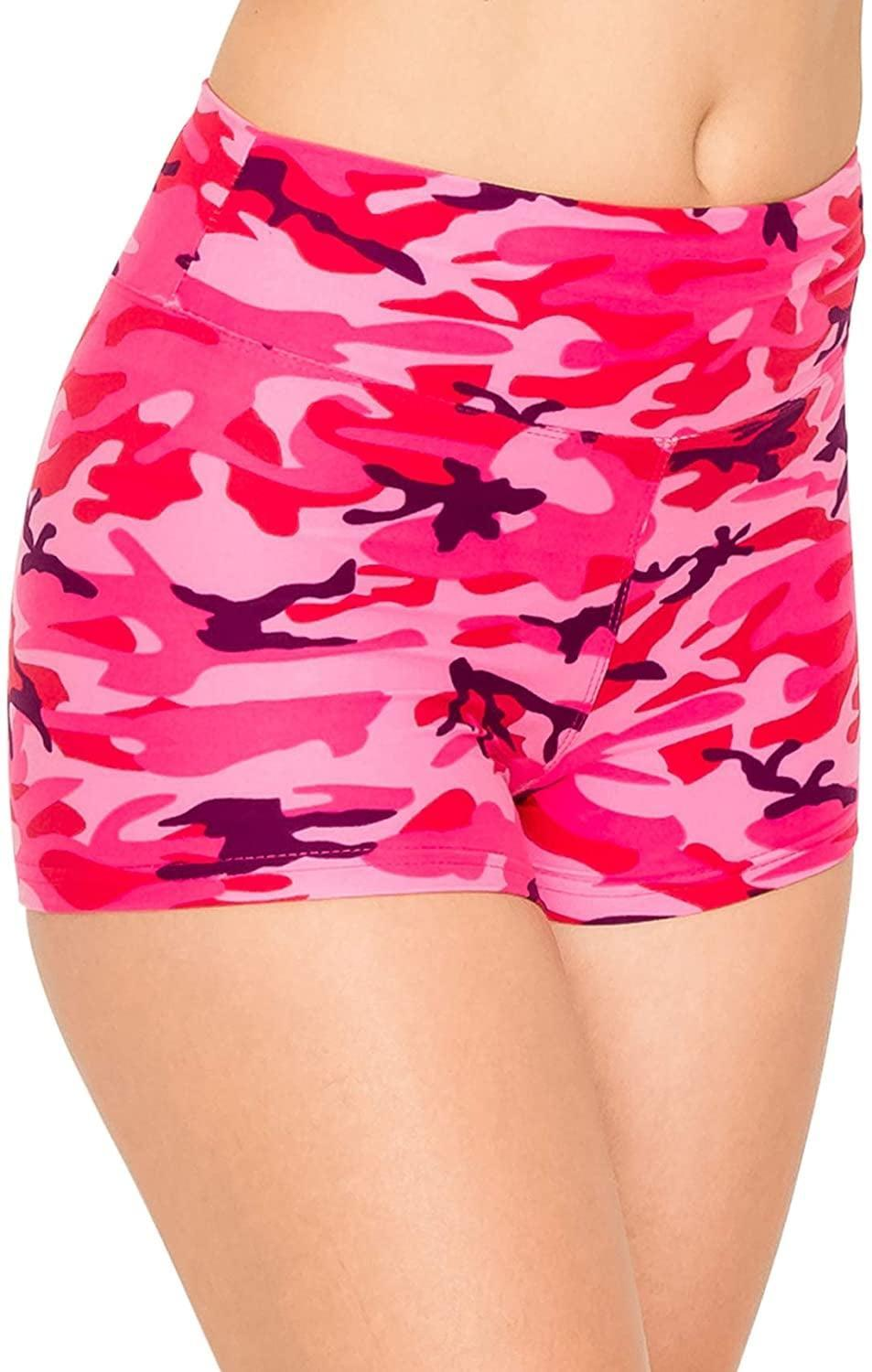 <p>These pink <span>Always Yoga Shorts</span> ($14) are so vibrant and fun.</p>