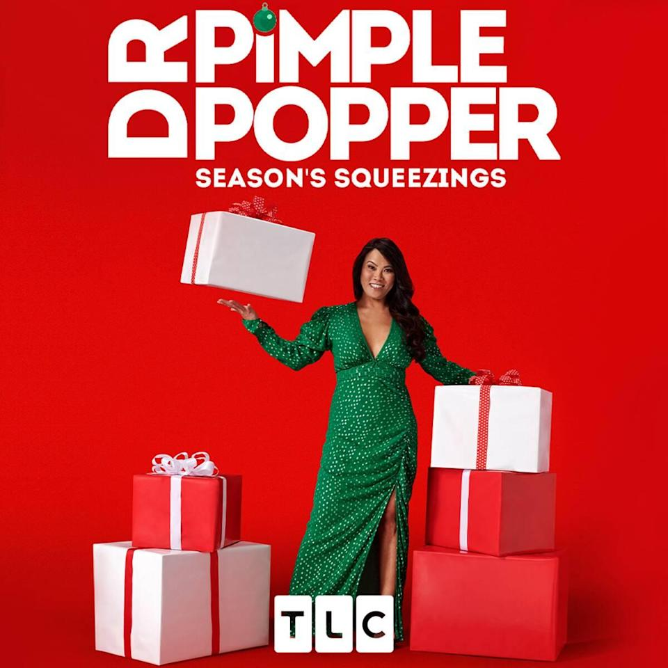 You Can't Miss—Or Unsee—TLC's Dr. Pimple Popper & My Feet Are Killing Me Holiday Specials