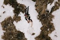 <p>In total, 50 images were selected from among more than 5,000 entries from across the world. (Photo: Junebug Weddings/Caters News) </p>