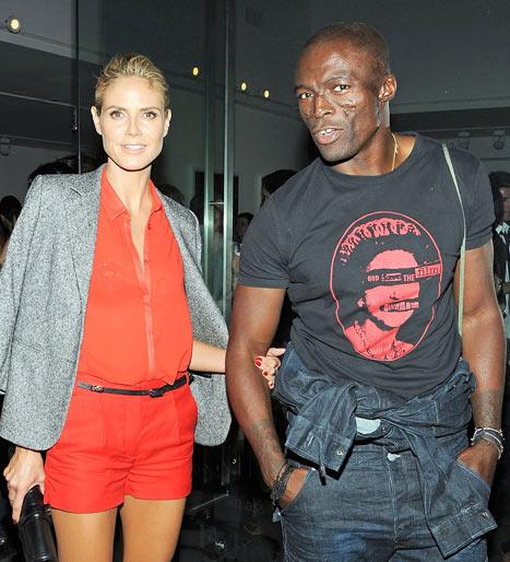 Seal Accuses Heidi Klum of Cheating With Bodyguard While Married