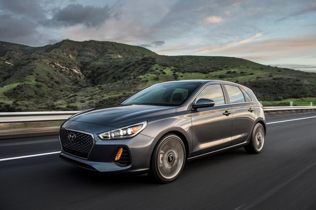 Hyundai's Euro-flavored Elantra GT struts its stuff on the