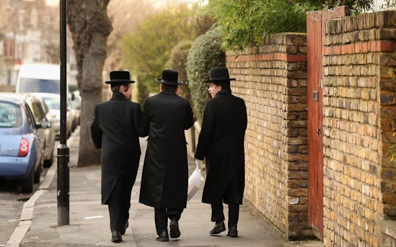 Jewish people are increasingly victims of anti-Semitic comments online, the report said - Getty Images