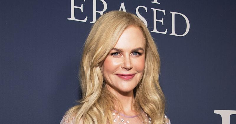 Nicole Kidman talks season two of Big Little Lies