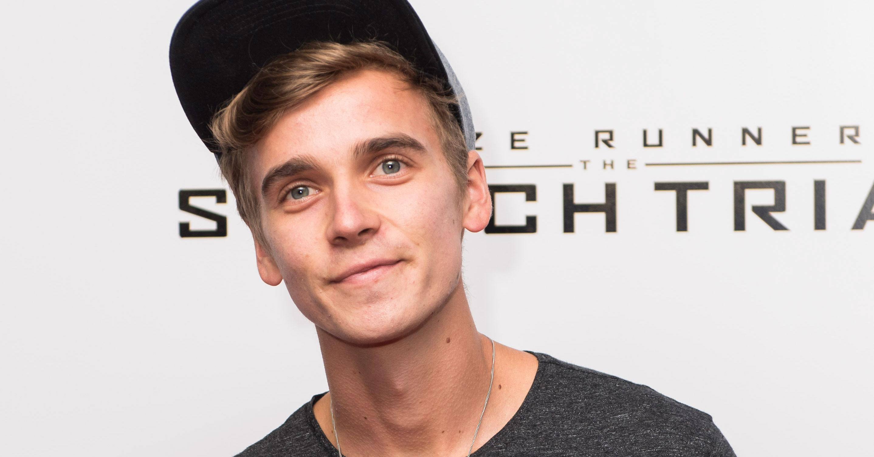 Joe Sugg will be the first viral star to compete on Strictly.