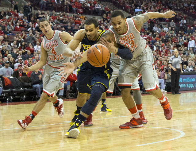 Michigan-Ohio State shows Big Ten is too deep for its own good
