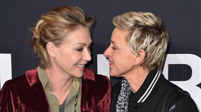 Ellen DeGeneres has spoken out in support of marriage equality in Australia in a very romantic way.