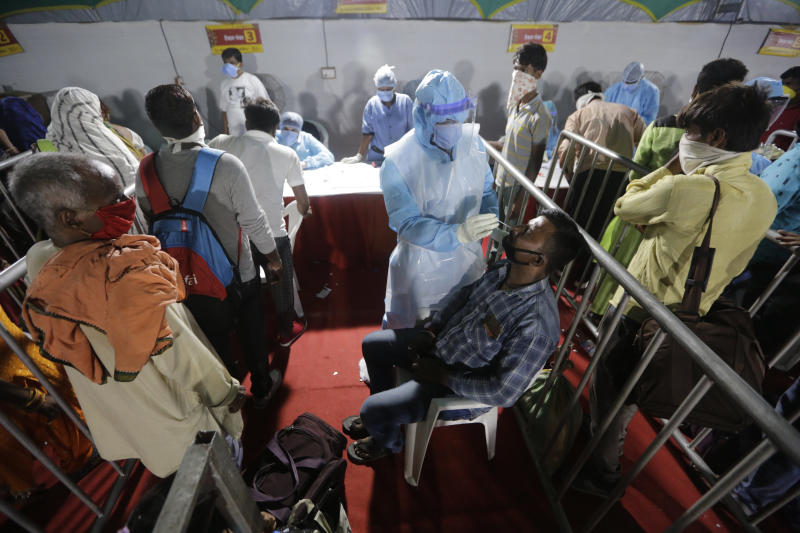 Virus Outbreaks India