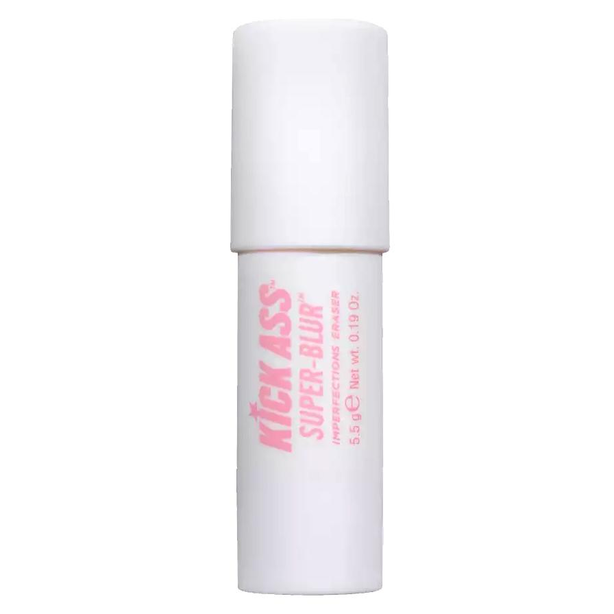 "<p>This stick has an Invis-veil technology that has a sumptuous blend of wax and lightweight oils paired with light-scrambling film. So once you put it on, it will soft focus your face, making flaws less visible.</p> <p>$10 | <a rel=""nofollow"" href='https://www.walgreens.com/store/c/soap-%26-glory-kick-ass-concealer/ID=prod6329733-product'>SHOP IT</a></p>"