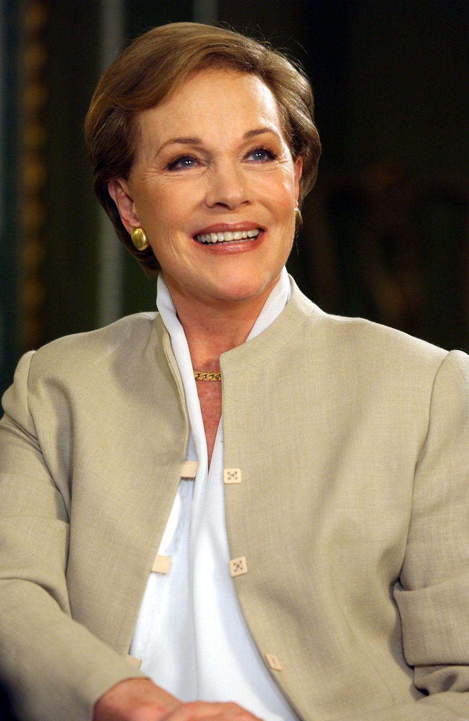 """<p>The legend herself dropped in to provide the voice of Lady Whistledown, <em>Bridgerton</em>'s version of Gossip Girl. The casting decision was a sage one: Known for her work in <em><a href=""""https://www.amazon.com/Sound-Music-Sing-Along-Julie-Andrews/dp/B01A45HSSC?tag=syn-yahoo-20&ascsubtag=%5Bartid%7C10072.g.34930956%5Bsrc%7Cyahoo-us"""" rel=""""nofollow noopener"""" target=""""_blank"""" data-ylk=""""slk:The Sound of Music"""" class=""""link rapid-noclick-resp"""">The Sound of Music</a>, Mary Poppins, </em>and <em><a href=""""https://www.amazon.com/Princess-Diaries-Anne-Hathaway/dp/B003V5G924?tag=syn-yahoo-20&ascsubtag=%5Bartid%7C10072.g.34930956%5Bsrc%7Cyahoo-us"""" rel=""""nofollow noopener"""" target=""""_blank"""" data-ylk=""""slk:The Princess Diaries"""" class=""""link rapid-noclick-resp"""">The Princess Diaries</a></em><a href=""""https://www.amazon.com/Princess-Diaries-Anne-Hathaway/dp/B003V5G924?tag=syn-yahoo-20&ascsubtag=%5Bartid%7C10072.g.34930956%5Bsrc%7Cyahoo-us"""" rel=""""nofollow noopener"""" target=""""_blank"""" data-ylk=""""slk:,"""" class=""""link rapid-noclick-resp"""">,</a> to name a select few, Andrews has a reputation for her blend of elegance and mischief. Nothing describes Lady Whistledown better. Read <a href=""""https://www.oprahmag.com/entertainment/a29461372/julie-andrews-new-book-diane-sawyer-interview/"""" rel=""""nofollow noopener"""" target=""""_blank"""" data-ylk=""""slk:Andrews's highly entertaining memoir"""" class=""""link rapid-noclick-resp"""">Andrews's highly entertaining memoir </a>when you're done binge-watching the Netflix romance.</p><p><strong>Follow Her on Instagram: </strong>@<a href=""""https://www.instagram.com/julieandrews/?hl=en"""" rel=""""nofollow noopener"""" target=""""_blank"""" data-ylk=""""slk:julieandrews"""" class=""""link rapid-noclick-resp"""">julieandrews</a></p>"""