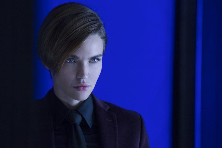 Ruby Rose as Ares in <em>John Wick: Chapter 2</em>. (Photo: Niko Tavernise)