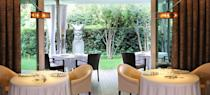 """<p><strong>Tell us about your first impressions when you arrived.</strong><br> Set within a small boutique hotel on the outskirts of Barcelona, the dining room of ABaC features pristine white tablecloths and floor-to-ceiling windows that flood it with light during the daytime.</p> <p><strong>What was the crowd like?</strong><br> Dressed-up gourmands, both local and international.</p> <p><strong>What should we be drinking?</strong><br> ABaC's well-stocked cellar contains almost 1,000 different wines from which to make your selection.</p> <p><strong>Main event: the food. Give us the lowdown—especially what not to miss.</strong><br> ABaC is headed by Jordi Cruz, an immensely talented chef who earned his first Michelin star when he was only 24. He did it again, when ABaC was awarded its third star from the Michelin inspectors. When it comes to the main event (and, let's face it, the food is why you're here), ABaC offers very little choice. There is one tasting menu. It costs $265. It has to be served to the whole table. And you won't be disappointed. Jordi Cruz takes you on a journey that begins with some mind-boggling snacks such as his """"Gilda de Mar"""", through the oyster marinated in apple and mushroom kombucha, the grilled eel fried brioche with """"all i oli"""" and fresh wasabi, the roasted grouse with beetroot <em>romesco</em>, and countless other morsels and plates, before finishing things off with a suite of decadent desserts, like his frosted """"tile"""" with flowers, yoghurt textures, crumbled biscuit and violet ice cream.</p> <p><strong>And how did the front-of-house folks treat you?</strong><br> Fine dining in Spain is a lot more laid-back than in, say, <a href=""""https://www.cntraveler.com/stories/2015-05-27/one-of-paris-s-top-restaurants-is-bigger-and-better-than-ever?mbid=synd_yahoo_rss"""" rel=""""nofollow noopener"""" target=""""_blank"""" data-ylk=""""slk:France"""" class=""""link rapid-noclick-resp"""">France</a>. ABaC may be a three-Michelin-starred restaurant, but the staff is anything but"""