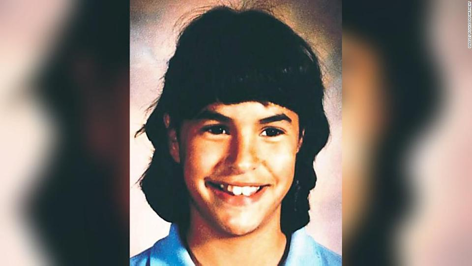 """<p>Jonelle Matthews was 12 when she disappeared in 1984.</p><div class=""""cnn--image__credit""""><em><small>Credit: Greeley Police Department / Greeley Police Department</small></em></div>"""