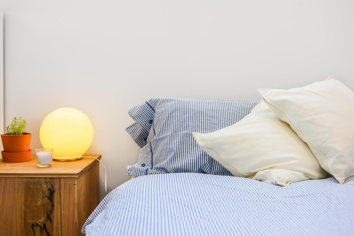 Fresh linen and good lighting is something to think about when welcoming guests. (Getty Images)
