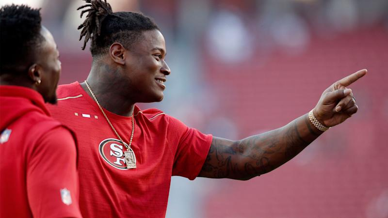 San Francisco 49ers linebacker Reuben Foster was held at gunpoint late Monday night, along with teammate Ray-Ray Armstrong.