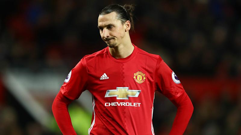 Mourinho: Ibrahimovic not an automatic starter at Man United