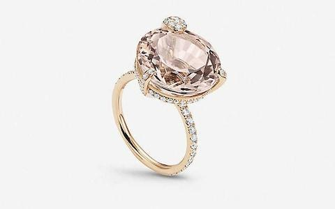 Unique items like Bucherer's 18-carat rose gold diamond ring (normally £6,800) could go on sale during the Black Friday period