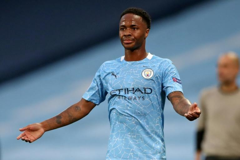 Raheem Sterling has hailed Jesus' cool approach in front of goal