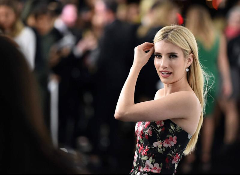 Emma Roberts on the Downside of a GIF-Worthy Performance ...