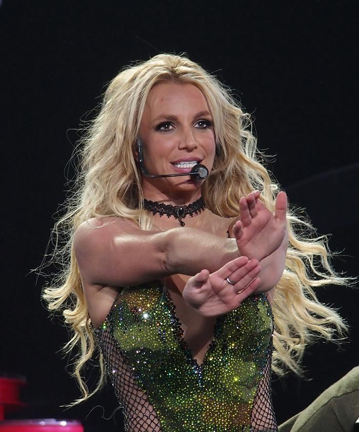 Britney Spears. Source: Getty
