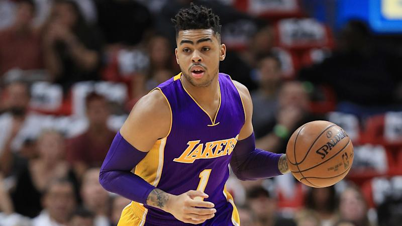 Magic Johnson on trading D'Angelo Russell: 'What I needed was a leader' in L.A.