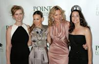 """<p>We finally have answers why Samatha Jones/Kim Cattrall will not join Carrie, Miranda, and Charlotte. In interview with TV Line, HBO Max chief content officer Casey Bloys explained how the reboot will focus on the three friends in their 50's. """"They're trying to tell an honest story about being a woman in her 50s in New York. So it should all feel somewhat organic, and the friends that you have when you're 30, you may not have when you're 50,"""" Casey said. went on explained how Samatha seemingly drifted apart from the cast. """"Just as in real life, people come into your life, people leave,"""" he said. """"Friendships fade, and new friendships start. So I think it is all very indicative of the real stages, the actual stages of life.""""</p>"""